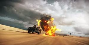 Mad Max Savage Road Video Game Trailer For PlayStation 4, Xbox One, and PC