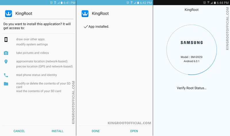 Kingroot v4.9.6.20160803