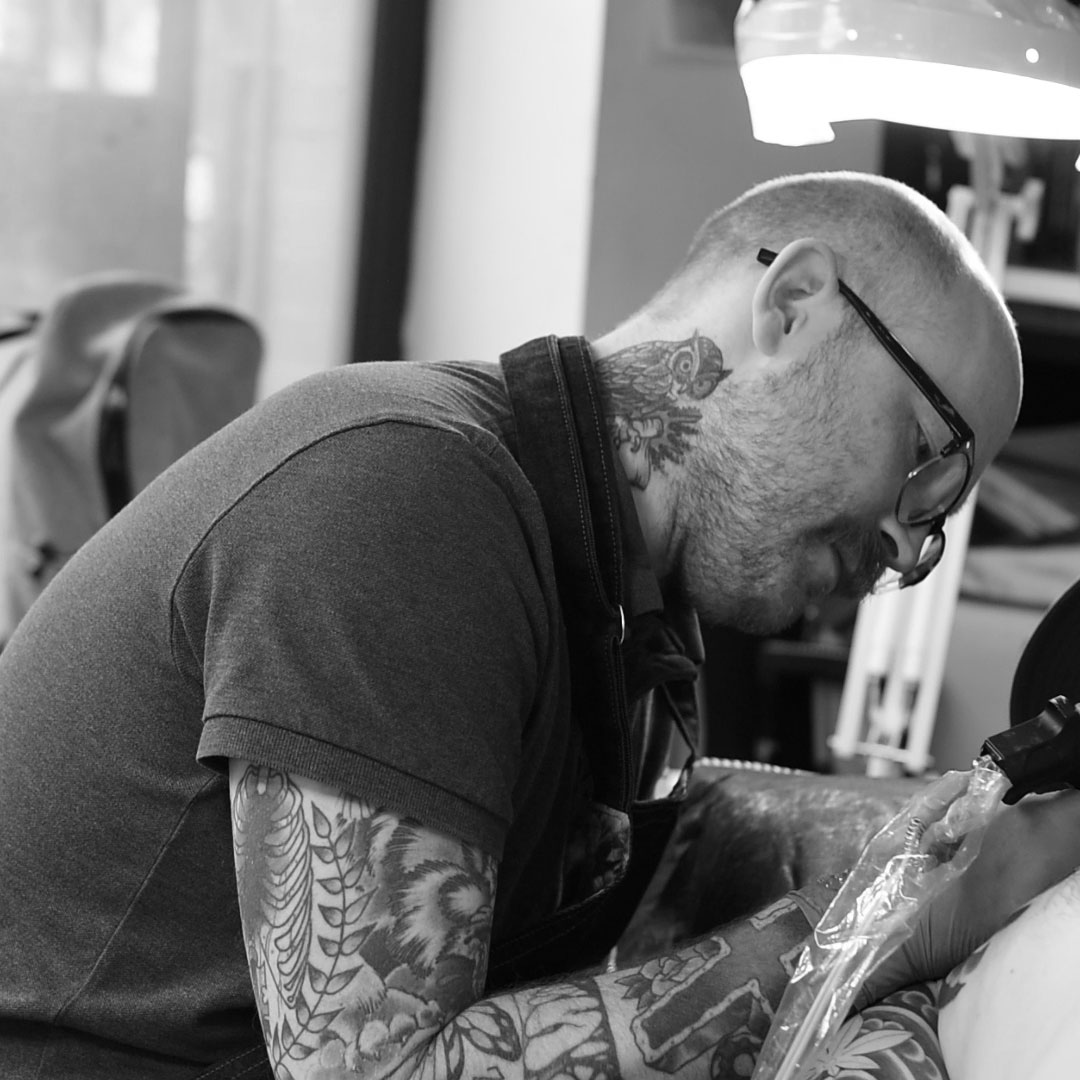 Jason June Kings Avenue Tattoo
