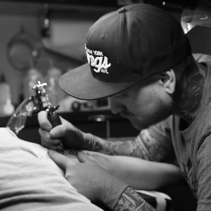 Justin Essing Kings Avenue Tattoo