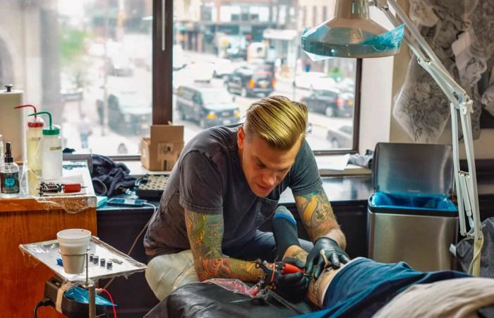 Justin Weatherholtz Kings Avenue Tattoo