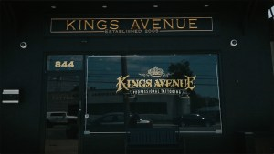 Kings Avenue Tattoo through the years