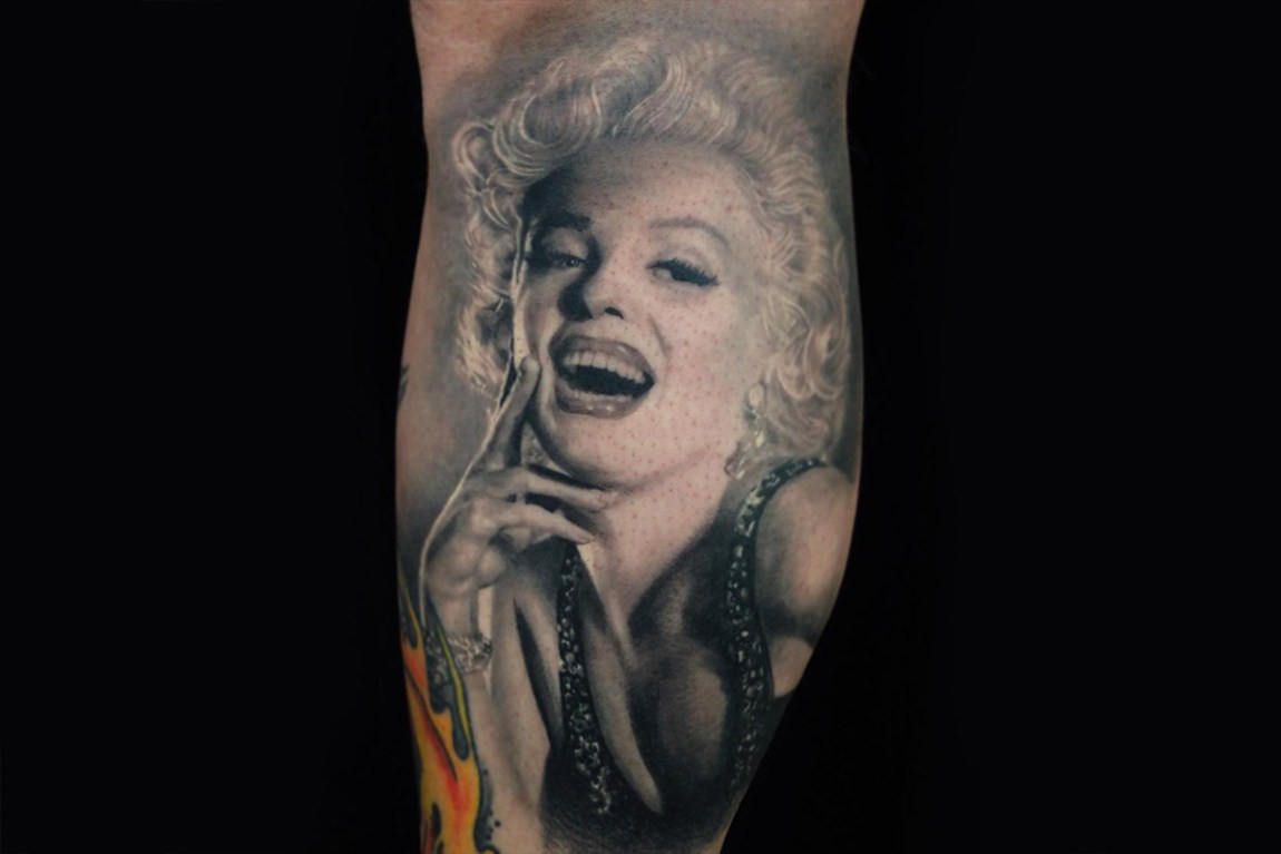 9 tattoo artists that specialize in black and grey tattoos for Black and grey tattoo artists near me