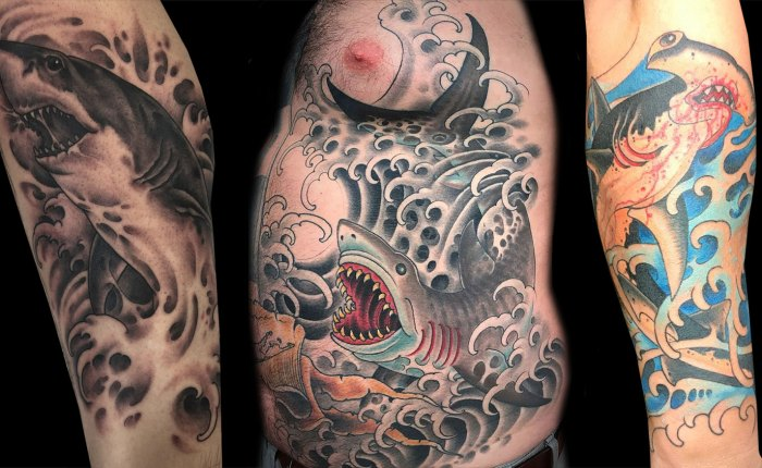 Shark Tattoo - Shark Week
