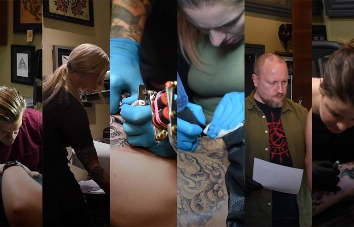 Kings Avenue Tattoo Long Island Shop