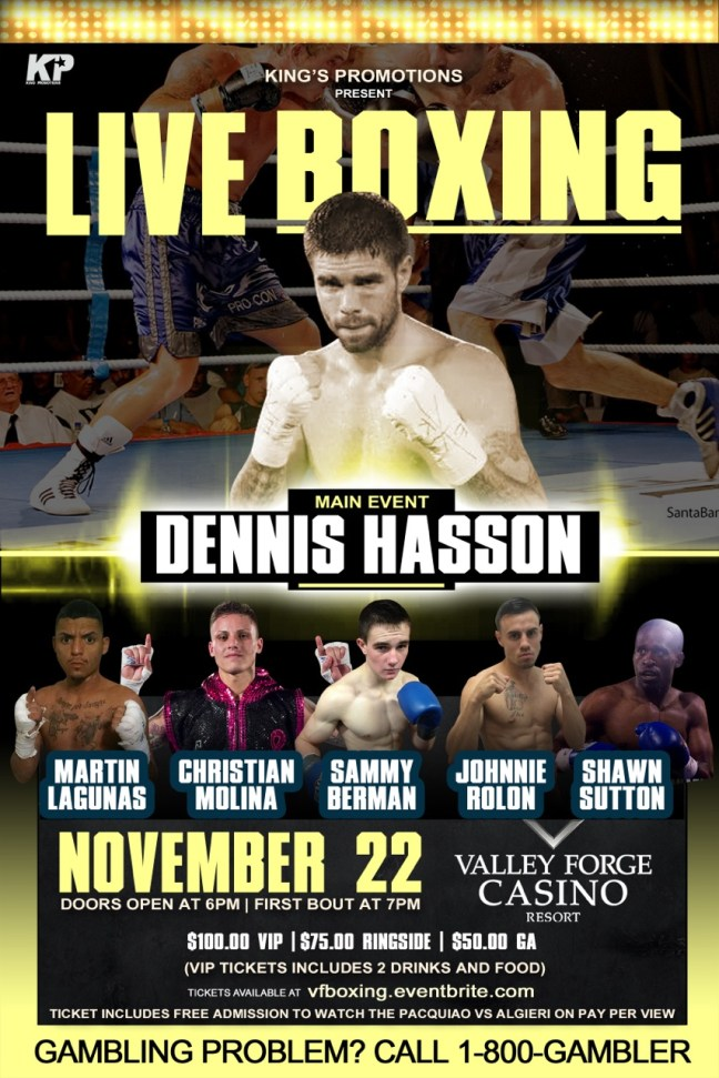 live boxing copy