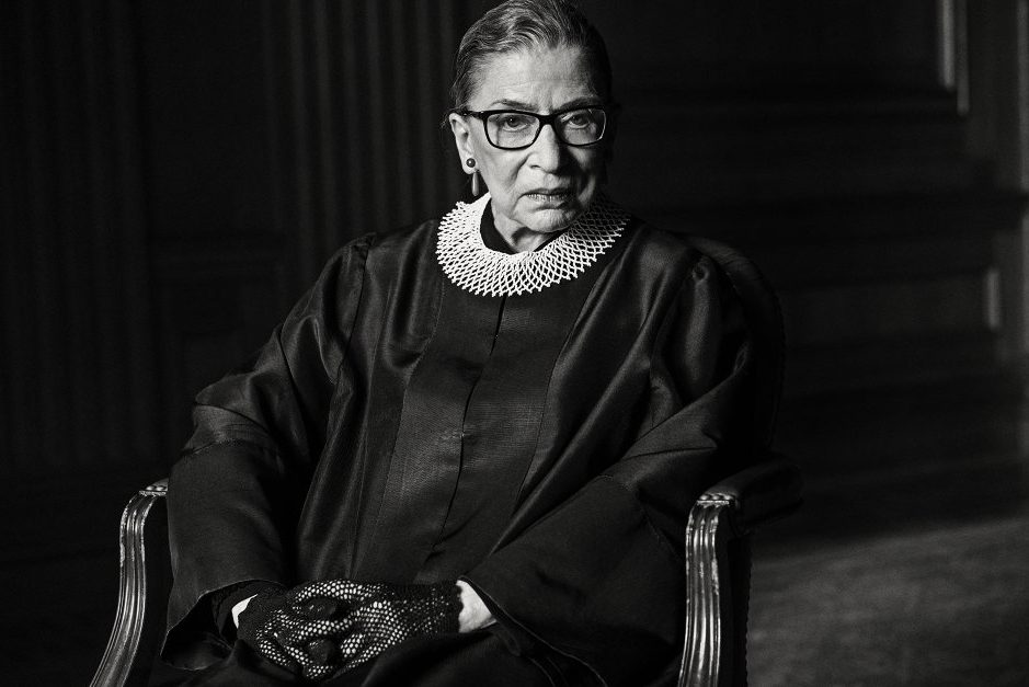 In Memory of Ruth Bader Ginsburg: The Female Jurist who Transformed American Gender Politics in Court