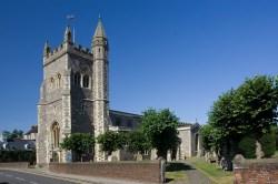 The Church, Old Amersham