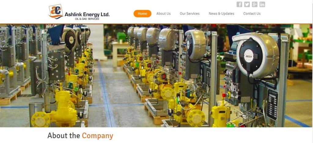 Ashlink Energy Ltd. is a private limited liability oil & gas servicing company duly incorporated under the laws of the Federal Republic of Nigeria. Visit Website