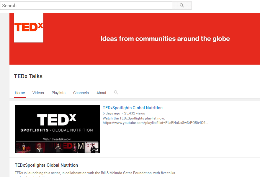 Youtube_Tedx_Channel
