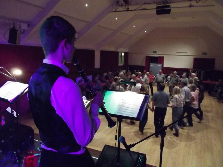 Wickham Hall gig