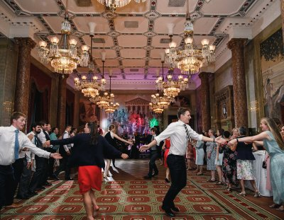 Wedding Ceilidh at One Whitehall Place