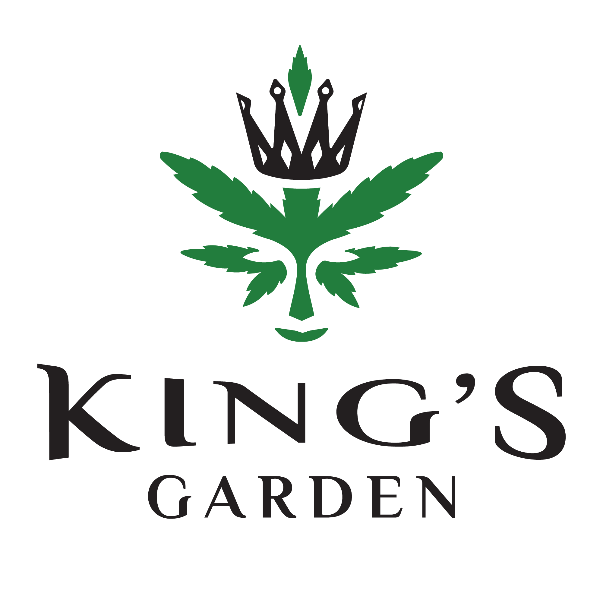 cannabis light King's Garden