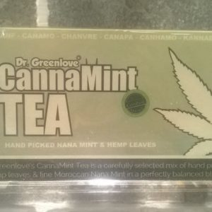 CannaMint-tea by Dr. Greenlove