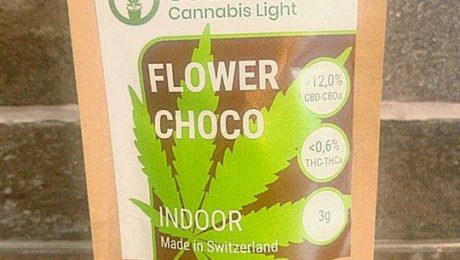 Flower Choco by Sea of Green