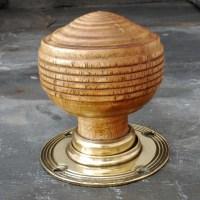 Oak Edwardian Style Door Knob | | Buy Oak Door Knobs ...