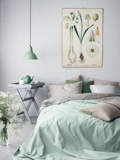 Image Credit - Pinterest. http://www.homedesignideas.eu/bedroom-design-ideas-using-pastel-colors/4/