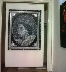 Mbang Pouka Young Queen Elizabeth £28,000