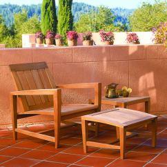 Kingsley Bate Amalfi Club Chair Leather Covers Amazon Elegant Outdoor Furniture