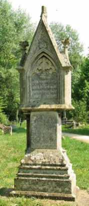 1886 Monument to John Thew