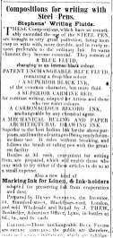 1845 May 3rd John Thew