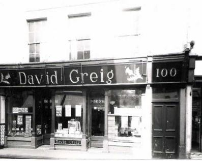 1920s David Greig @ No 100 (Lynn Forums)