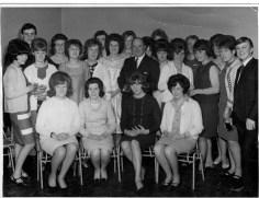 1960s David Greigs staff inc Ernest Harold Boxall