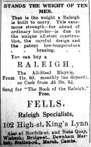 1929 May 24th Fells