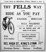 1950 Mar 3rd Fells