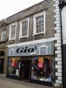 2007 Gios Concept at No 103
