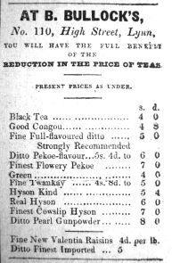 1841 B Bullock Lynn Advertiser