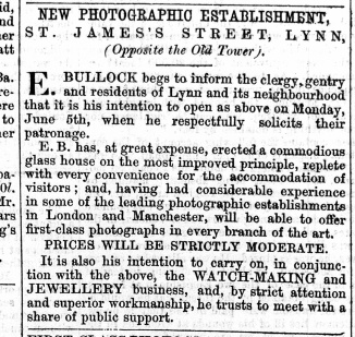 1865 June 24th E Bollock re 110