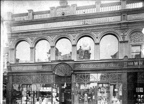 1898 (approx) Trenowaths ( Jill Hitchcock)