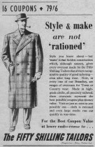 Fifty Shilling Tailor