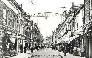 High St 115 to 108 & 5 to 16 Trues Yd