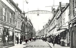 1890s High St 115 to 108 & 5 to 16 (Trues Yard)