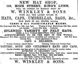 1890 March 29th Winkley @ 116
