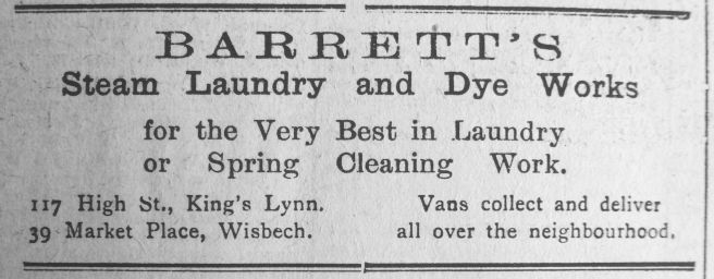 1923 June 8th Barretts