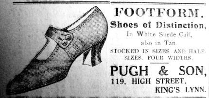 1925 July 17th Pugh & Son