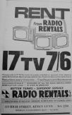1964 June 2nd Radio Rentals