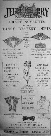 1914 Oct 9th Jermyn & Perry