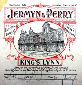 1917 Feb 6th Jermyn & Perry