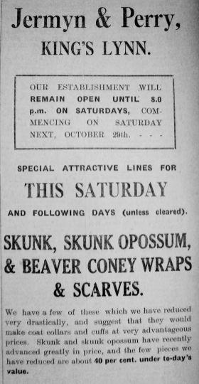 1927 Oct 28th Jermyn & Perry