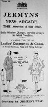 1930 Mar 28th Jermyns arcade ad