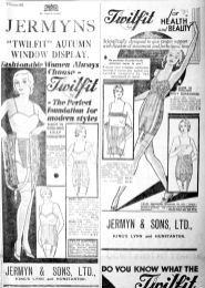 1932 Sept 23rd Jermyns 1