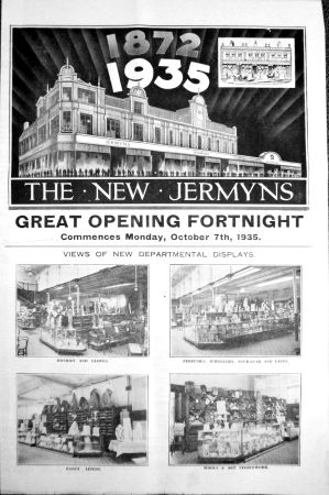1935 Oct Jermyns Special Supplement 1