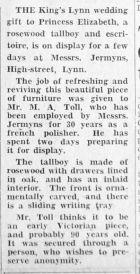 1947 Nov 7th Jermyns present for Princess on display 2 crop