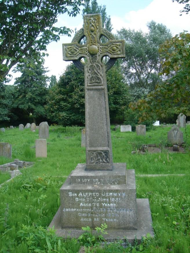 Sir Alfred Jermyn memorial