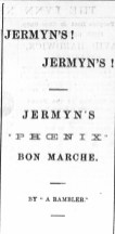 1885 Sept 19th Jemyns by A Rambler