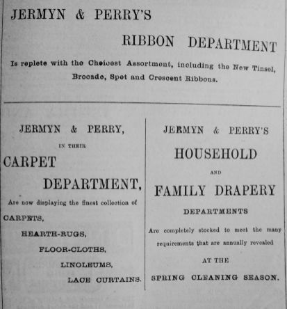 1891 Mar 21st Jermyn & Perry f